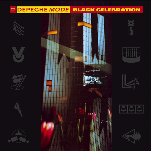 Obal: Black Celebration
