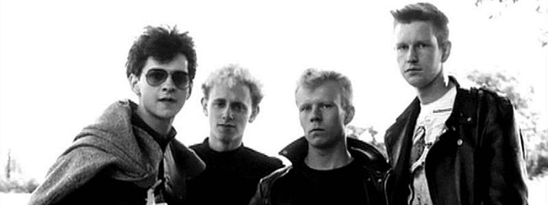 1981 - Rok v živote Depeche Mode