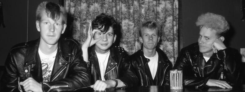 40 rokov Depeche Mode - I.