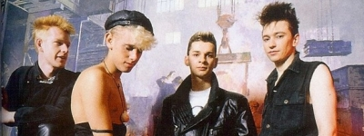Depeche Mode pre rádio DRS3 (1984)