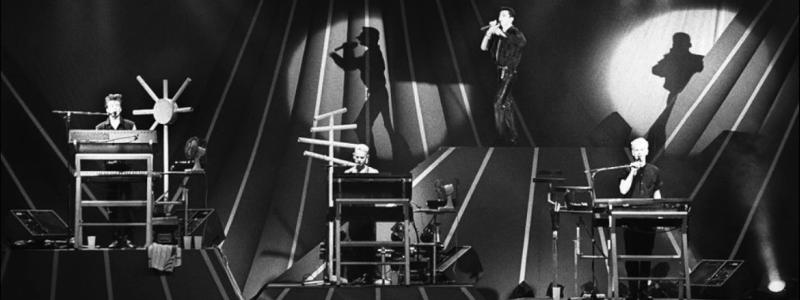 Black Celebration Tour 1986