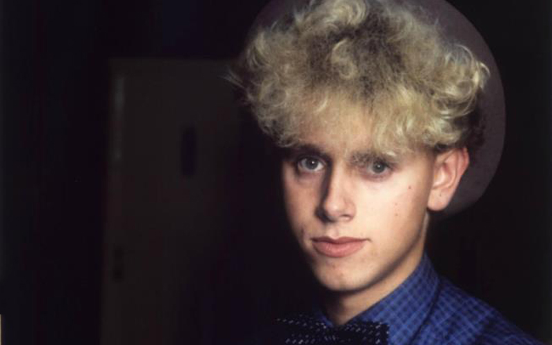 Martin pre rádio WLIR (1986)