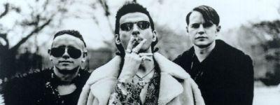 Sušienky z Depeche Mode