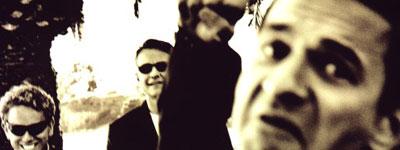 Dave Gahan v rádiu KROQ - 2001
