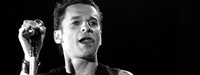 Dave Gahan z Depeche Mode a Brandon Flowers z The Killers - interview