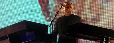 Andy Fletcher: Jsme rocková skupina