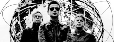Depeche Mode Sounds of the Universe - Bio