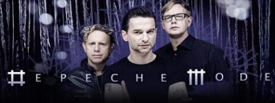 Soutěž DM Friends - Setkejte se s Depeche Mode, vyhrajte lístek na jejich show a after party