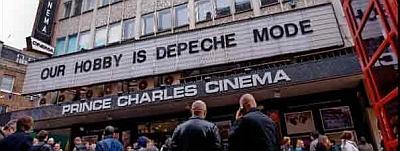 """Trent Reznor v dokumentu o fanoušcích Depeche Mode - rozhovor s režiséry """"Posters Came…"""""""