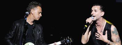 Depeche Mode v laboratóriu