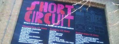Reportáž z Short Circuit presents Mute