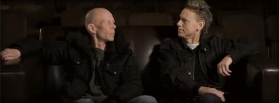 Vince Clarke a Martin L. Gore jsou VCMG