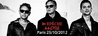 Naživo z tlačovej konferencie Depeche Mode