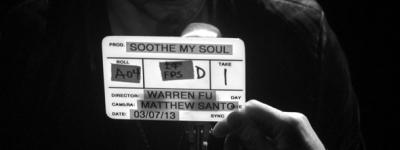 "Warren Fu o ""Soothe My Soul"""