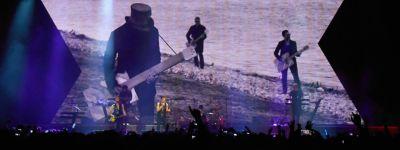 Depeche Mode v Londýne, 19/11/2013