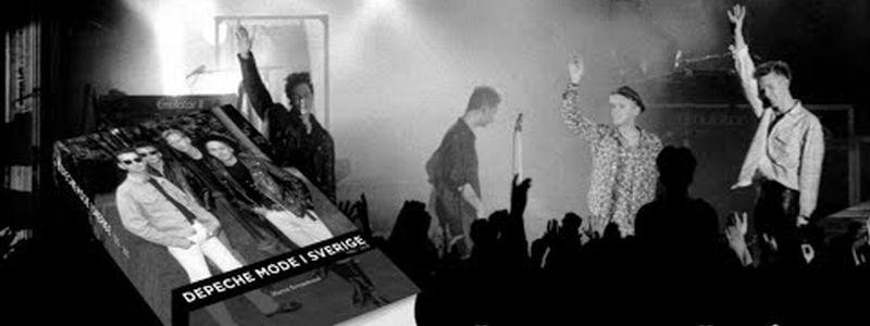 Depeche Mode i Sverige (2016)