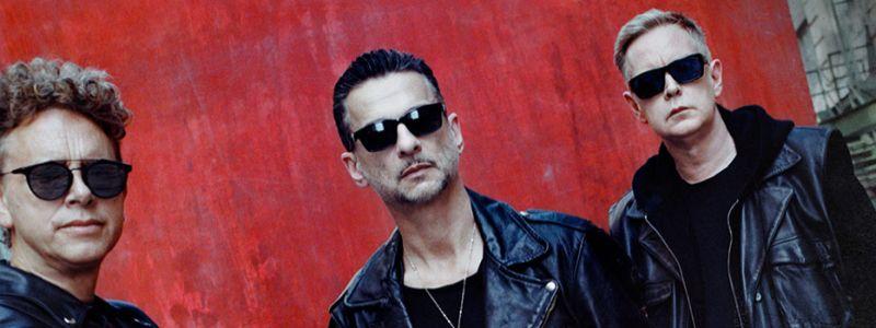 Rockoví a politickí Depeche Mode