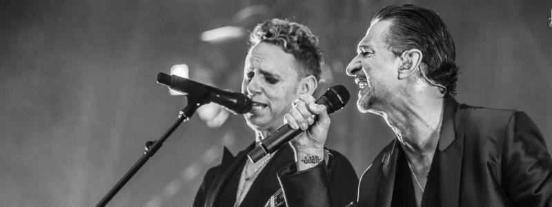 Návrat Depeche Mode