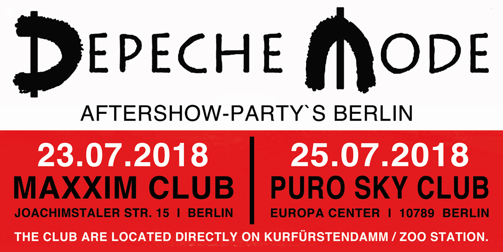 Depeche Mode @ VOLT Festival