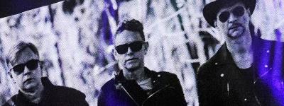 Depeche Mode v Bratislave po štvrtý krát alebo There's only one way to soothe your soul