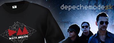 Otvorili sme pre Vás na depechemode.sk vlastný shop