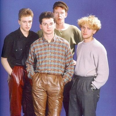 S Depeche Mode na turné (1982)
