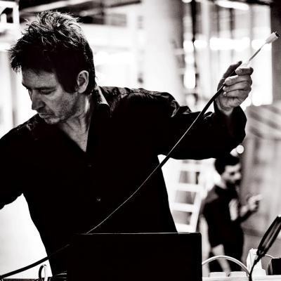 Alan Wilder v Bukurešti (2010) – II.
