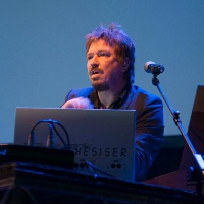 Alan Wilder v Bukurešti (2010) – I.