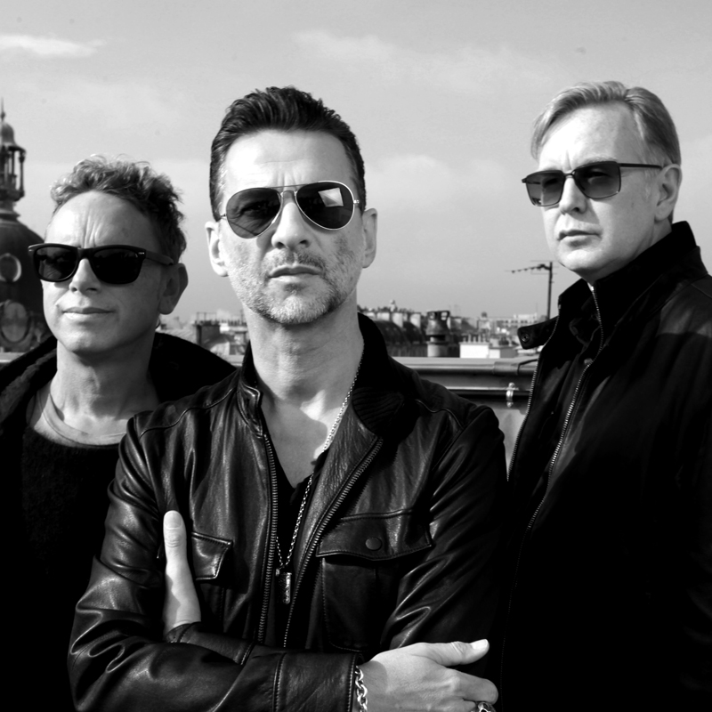 Depeche Mode dokončili druhú časť nahrávania albumu