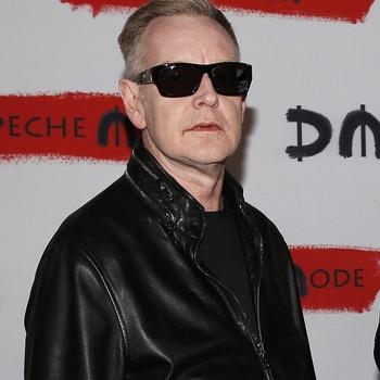 Andy Fletcher z Depeche Mode