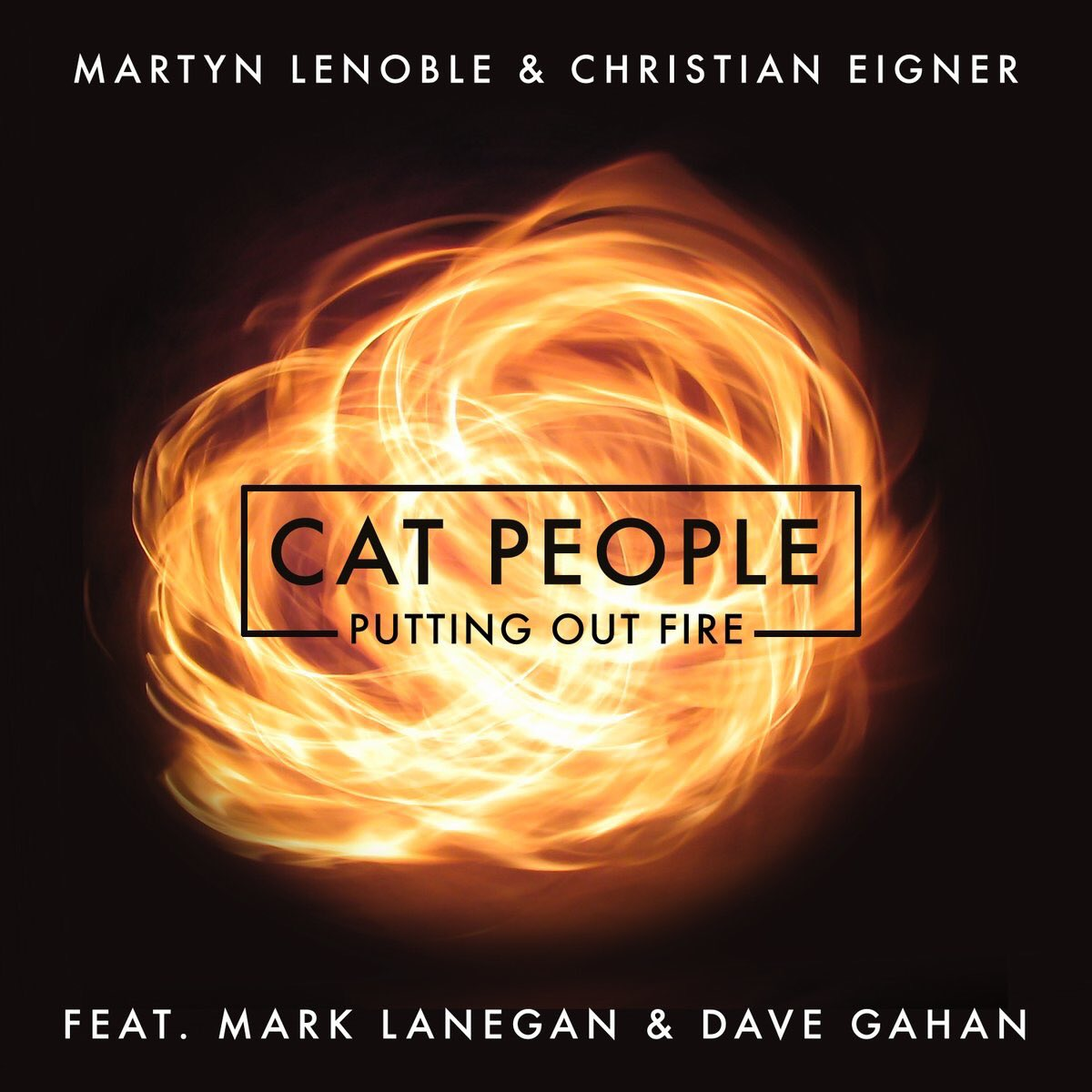 """Dave Gahan & Mark Lanegan cover """"Cat People (Putting Out Fire)"""""""