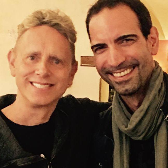Fotografie fanúšikov s Depeche Mode v Miláne (priebežne dopĺňané)