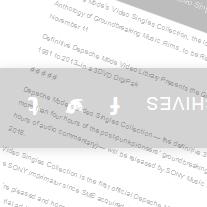 Oficiálne stránky depechemode.com sa zmenili