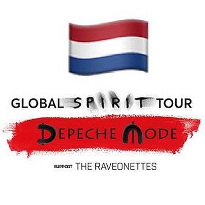 Amsterdam, Netherlands, Ziggo Dome, 13/01/2018