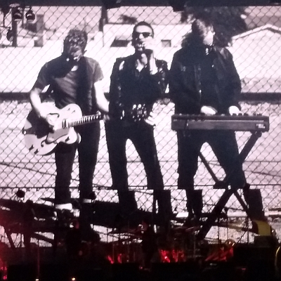 Backstage On Amazon - Depeche Mode (2017)
