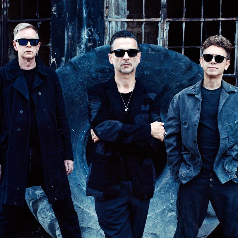 TimesTalks: Depeche Mode budú 8. marca hosťom Jona Parelesa