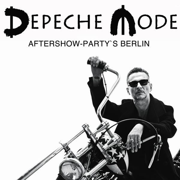Pozvánka na berlínske Afterparty 23.7. a 25.7.2018