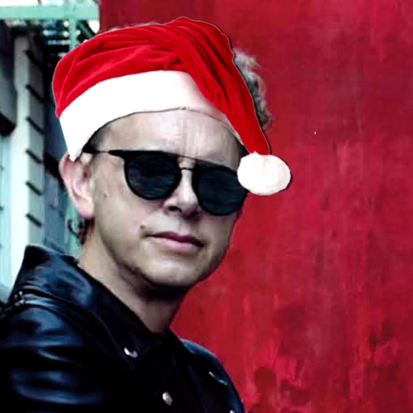 depechemode.sk Vám praje pokojné Vianoce a šťastný nový rok