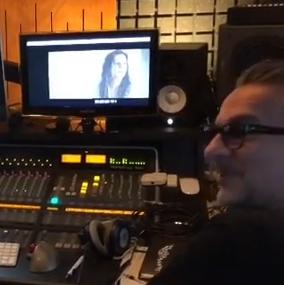 Dave Gahan pripravuje hudbu pre film Matilda s Kurt Uenala