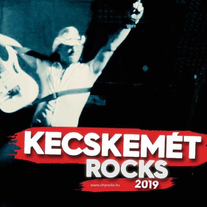 Masovo odohraná Personal Jesus na Cityrocks Hungary 2019