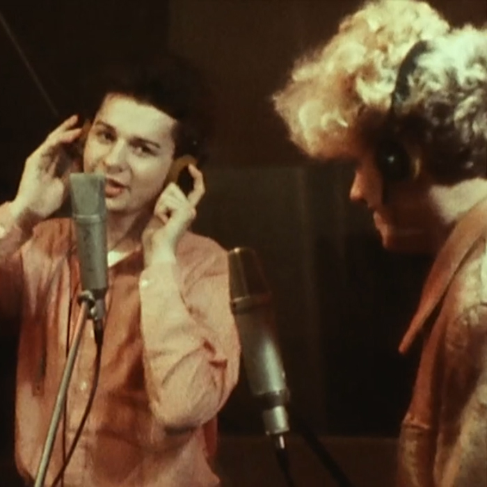 Pozrite si dokument Depeche Mode und die DDR
