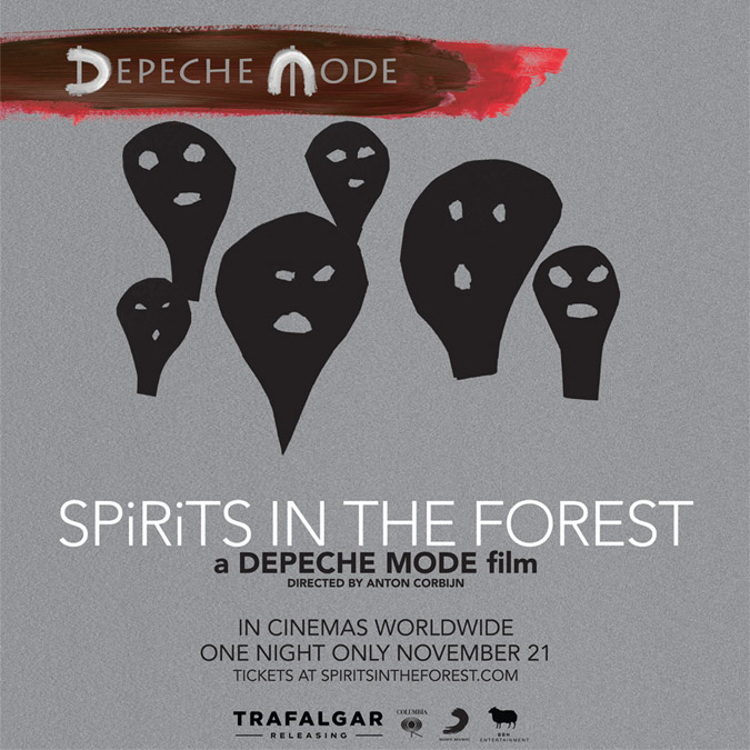 "Anton Corbijn potvrdil vydanie celého koncertu ""Spirits in the Forest"""