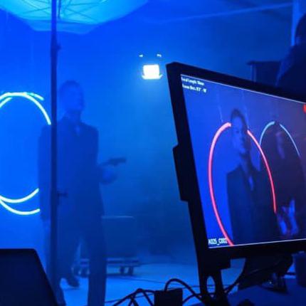 Dave Gahan natáča videoklip pre projekt HUMANIST