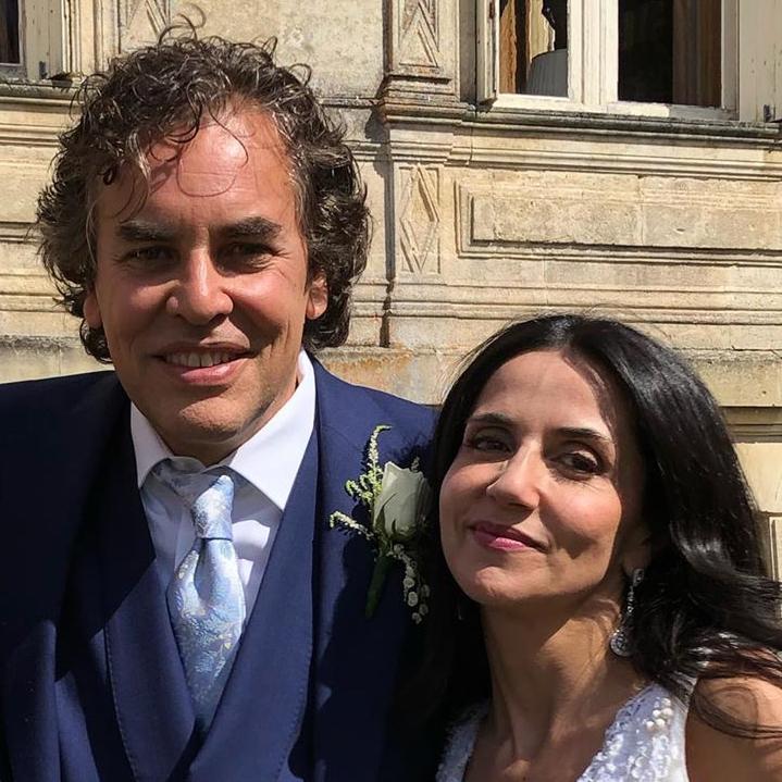 Peter Gordeno sa oženil, nechýbali členovia DM