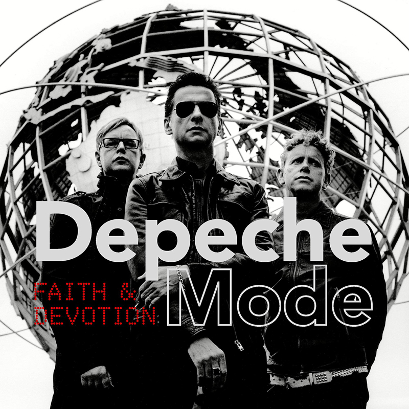 Kniha Depeche Mode: Faith & Devotion