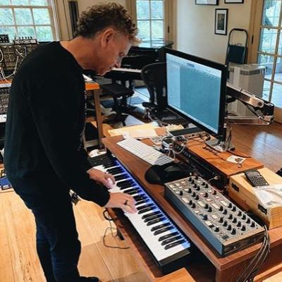 Martin si vyskúšal polyfonický syntezátor Xerxes