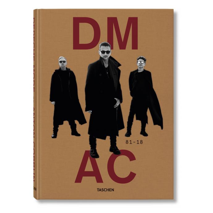 Kniha Depeche Mode by Anton Corbijn - aktualizované