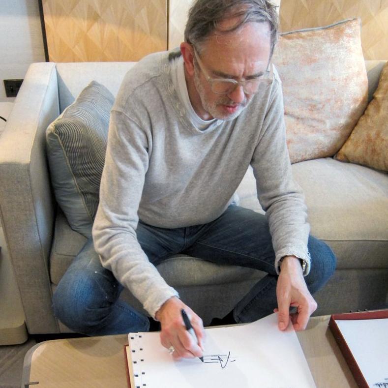 Autogramiáda Antona Corbijna v Berlíne a Bruseli