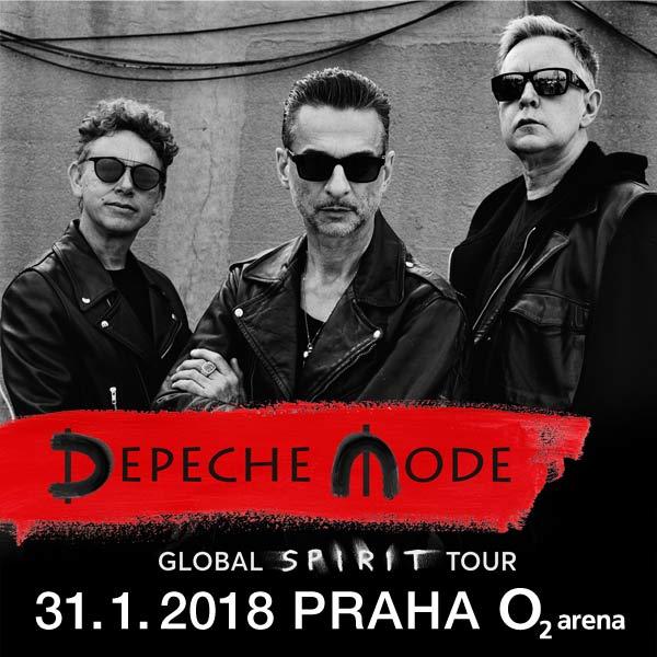Vstupenky na pražský koncert (31.1.2018) v sieti Ticketportal