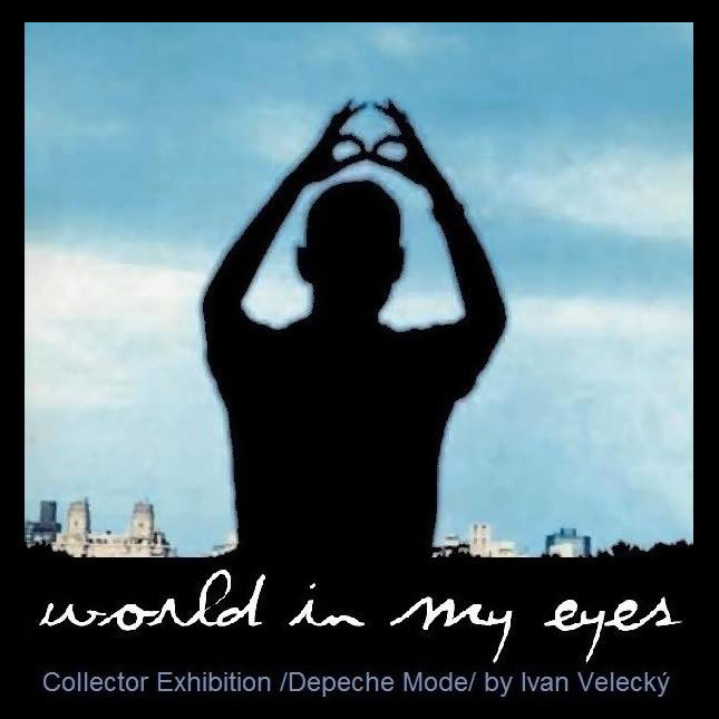 "Pozvánka na výstavu ""World in my Eyes"""